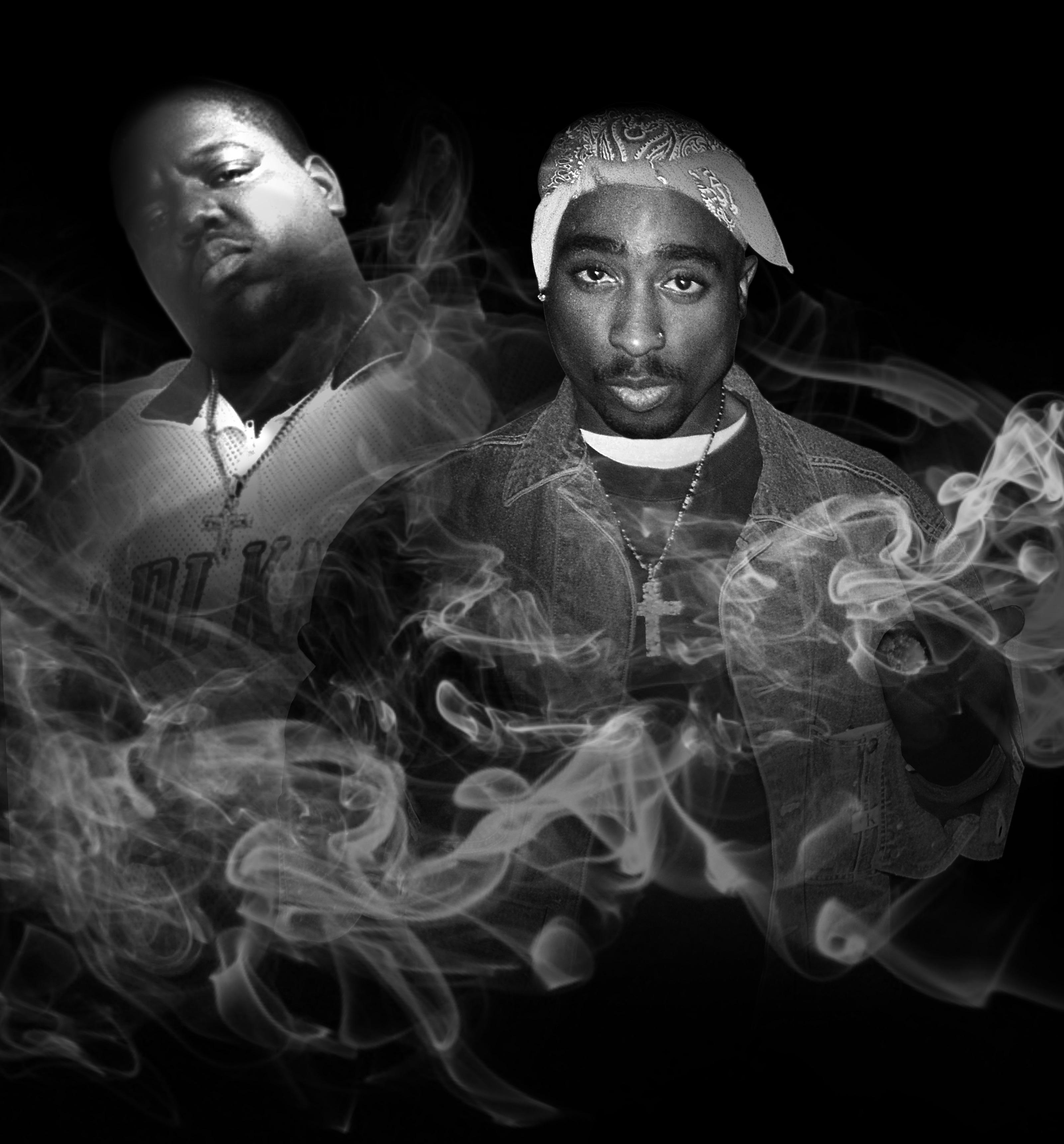 Artistsolved the tupac biggie murders